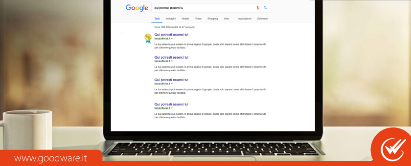 Come apparire su Google: Best Practices